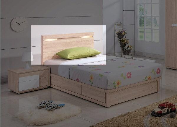 【尚品傢俱】HY-A146-01多莉絲3.5尺床頭片
