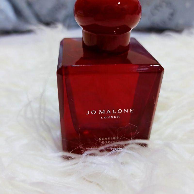 Jo Malone 緋紅罌粟芳醇香水 50ml(新年限定版)