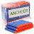 100PCSKids Toy Universal Safety EVA Round Head Soft Darts Hollow Sticks 4