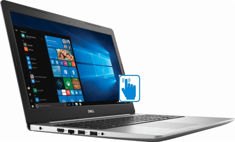 Dell Inspiron 15 Full HD Touchscreen Premium Home Business Laptop (AMD  Ryzen 5 2500U Quad-Core, 8GB RAM, 2TB Sata SSD, 15 6