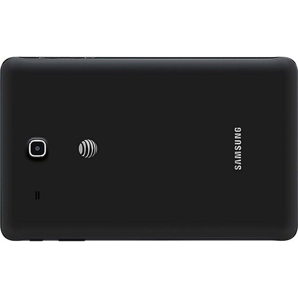 """Samsung Galaxy Tab E SM-T377 Tablet - 8"""" - 1.50 GB - Qualcomm Snapdragon 410 MSM8916 Quad-core (4 Core) 1.30 GHz - 16 GB - Android 6.0.1 Marshmallow - 1280 x 800 - AT&T - 4G - CDMA2000 Supported - Metallic Black - 16:10 Aspect Ratio - microSD Memory Card 2"""