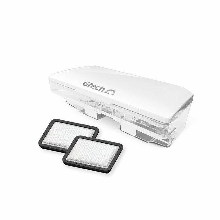 《英國Gtech小綠》AirRam 原廠專用集塵盒(時尚白/含濾網)