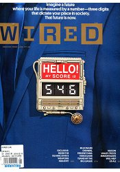 WIRED (US) 1月號 2018