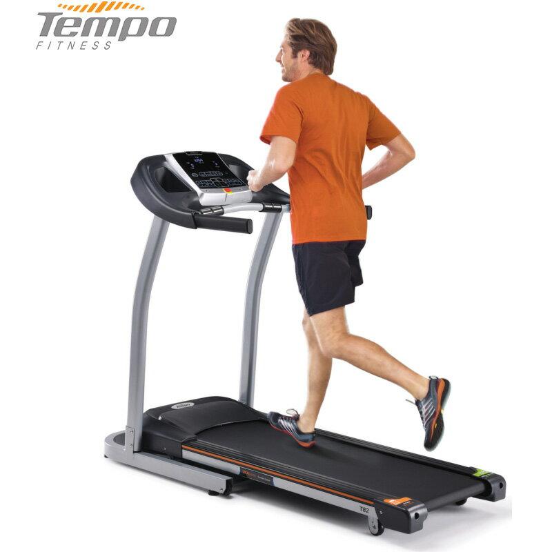 國旅卡特約店 JOHNSON喬山 TEMPO T82 電動跑步機