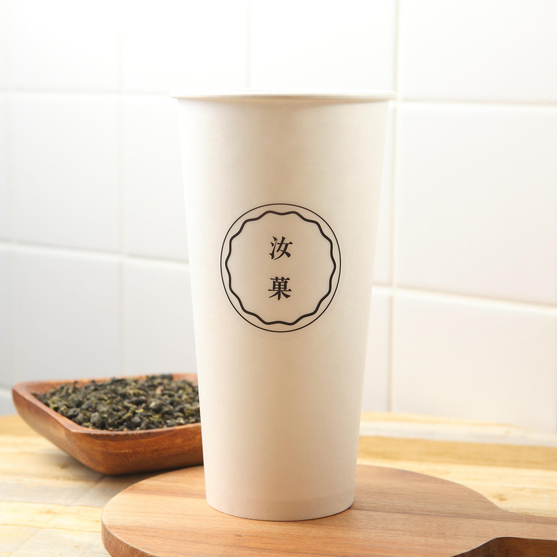【汝菓】四季春茶 L (冷/熱) 700 c.c.★茶飲★電子票券