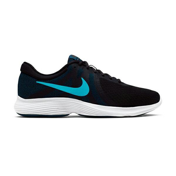 【NIKE】2019 NIKE REVOLUTION 4 運動鞋 慢跑鞋 藍 男鞋  -908988021 2