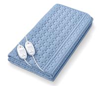 電暖器推薦德國博依 beurer  床墊型電毯 雙人雙控定時型  TP 88 XXL