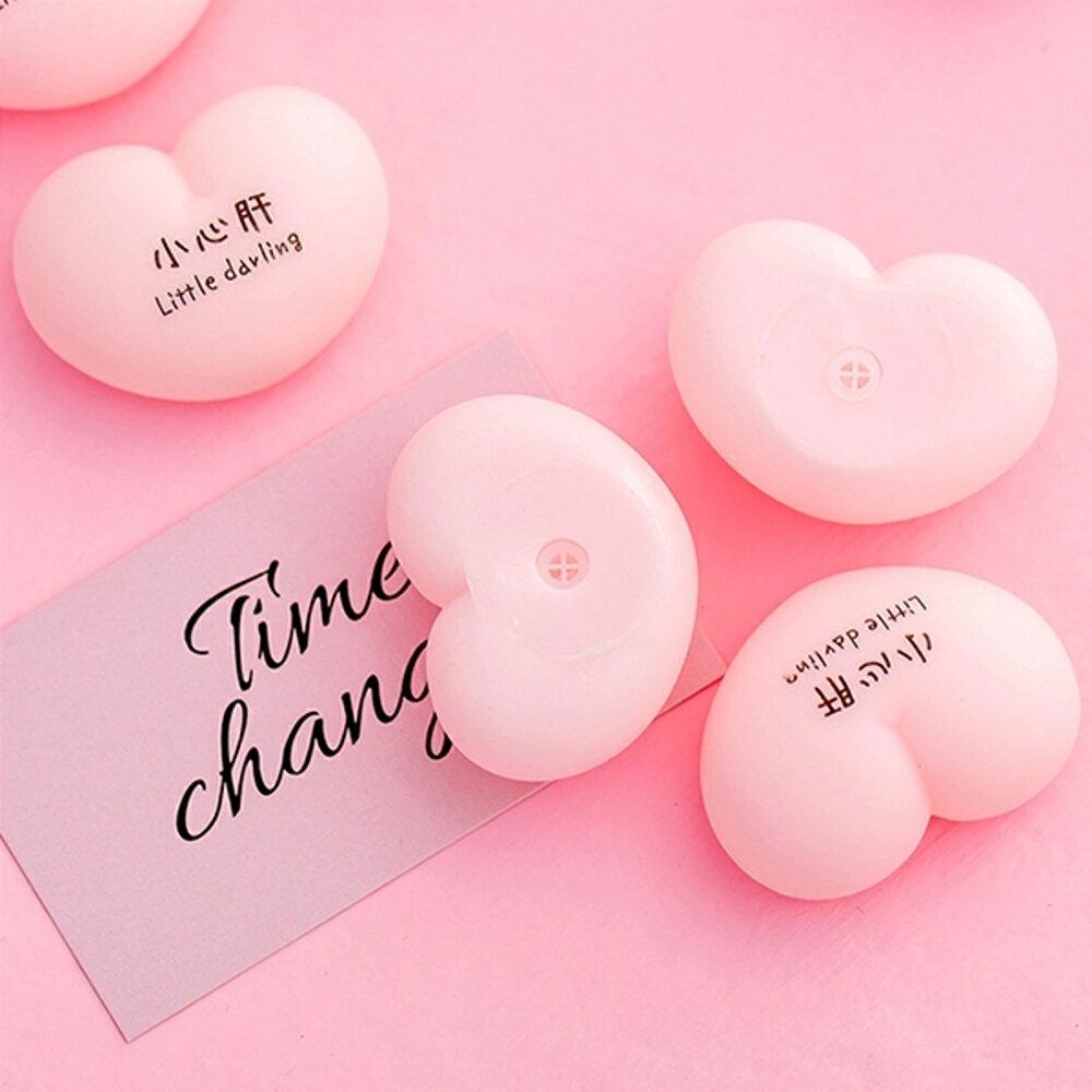粉紅小美人小心肝逼逼叫玩具 舒壓 療癒 少女心【BlueCat】【JI2136】 8