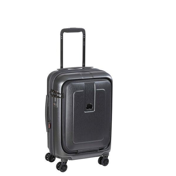 【加賀皮件】DELSEY法國大使GRENELLE系列多色可擴充加大拉鍊行李箱19吋旅行箱0020398