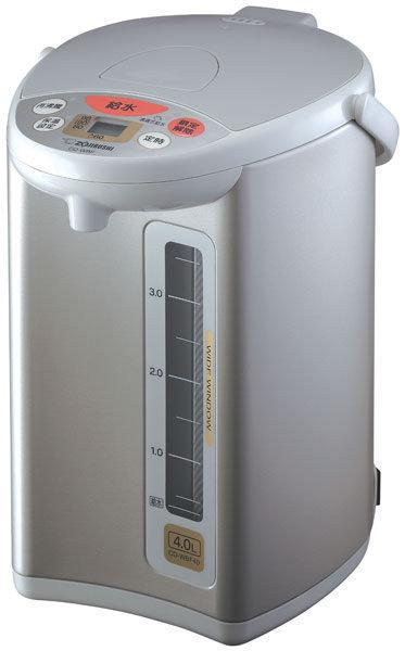 象印ZOJIRUSHI CD-WBF40 4公升 微電腦 熱水瓶