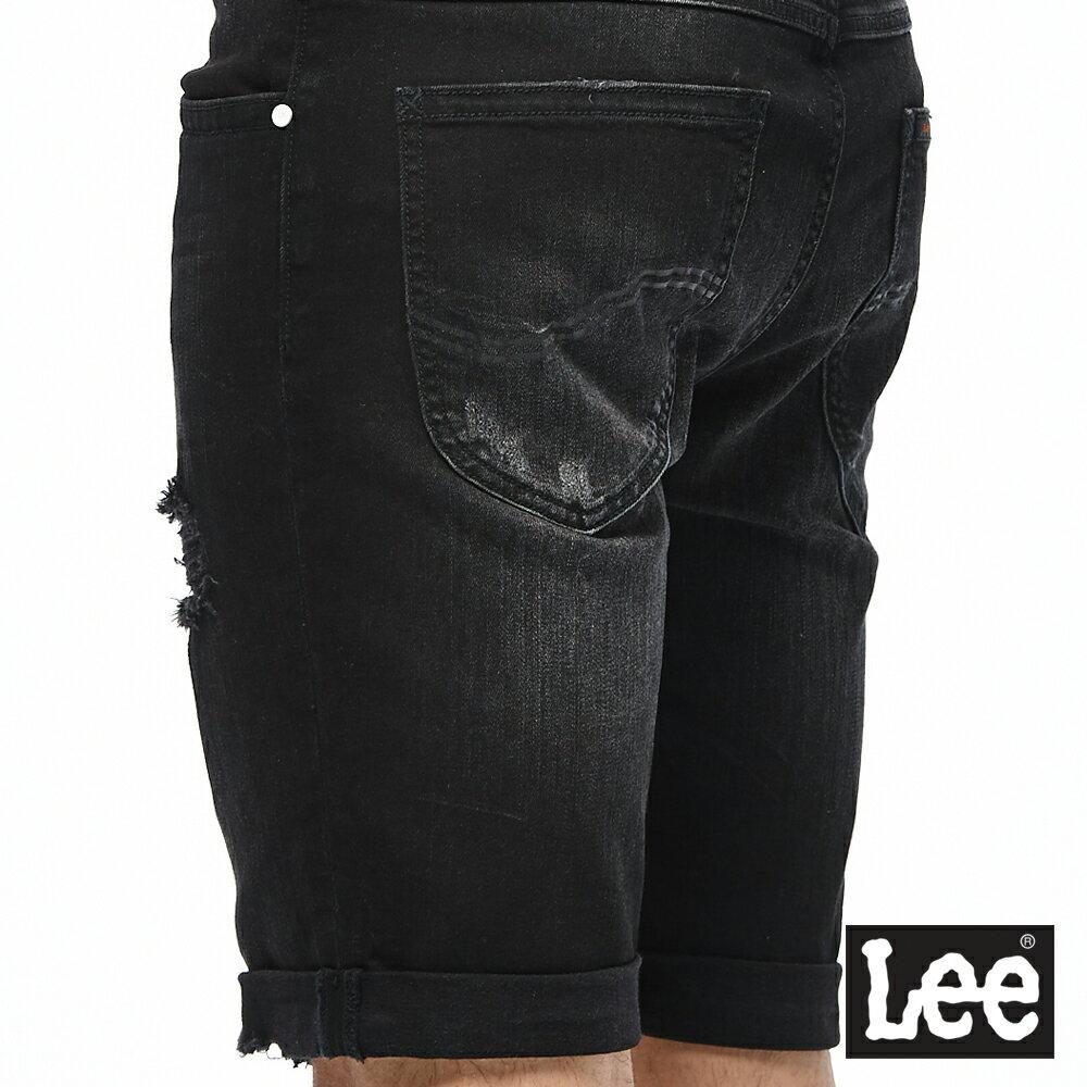 ❤ 短褲$990❤ Lee 牛仔短褲-男款-黑 9