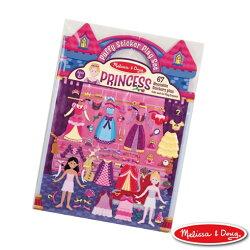 【美國瑪莉莎Melissa & Doug】泡泡貼紙簿-公主舞會 #MD9100