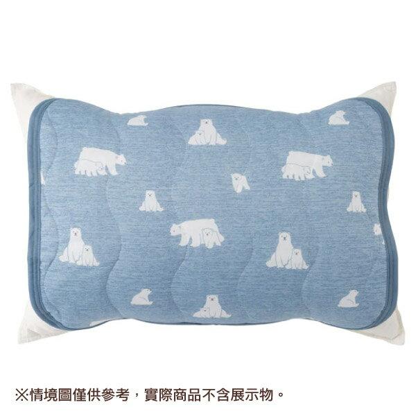 接觸涼感 枕頭保潔墊 N COOL POLARBEAR Q 19 NITORI宜得利家居 4