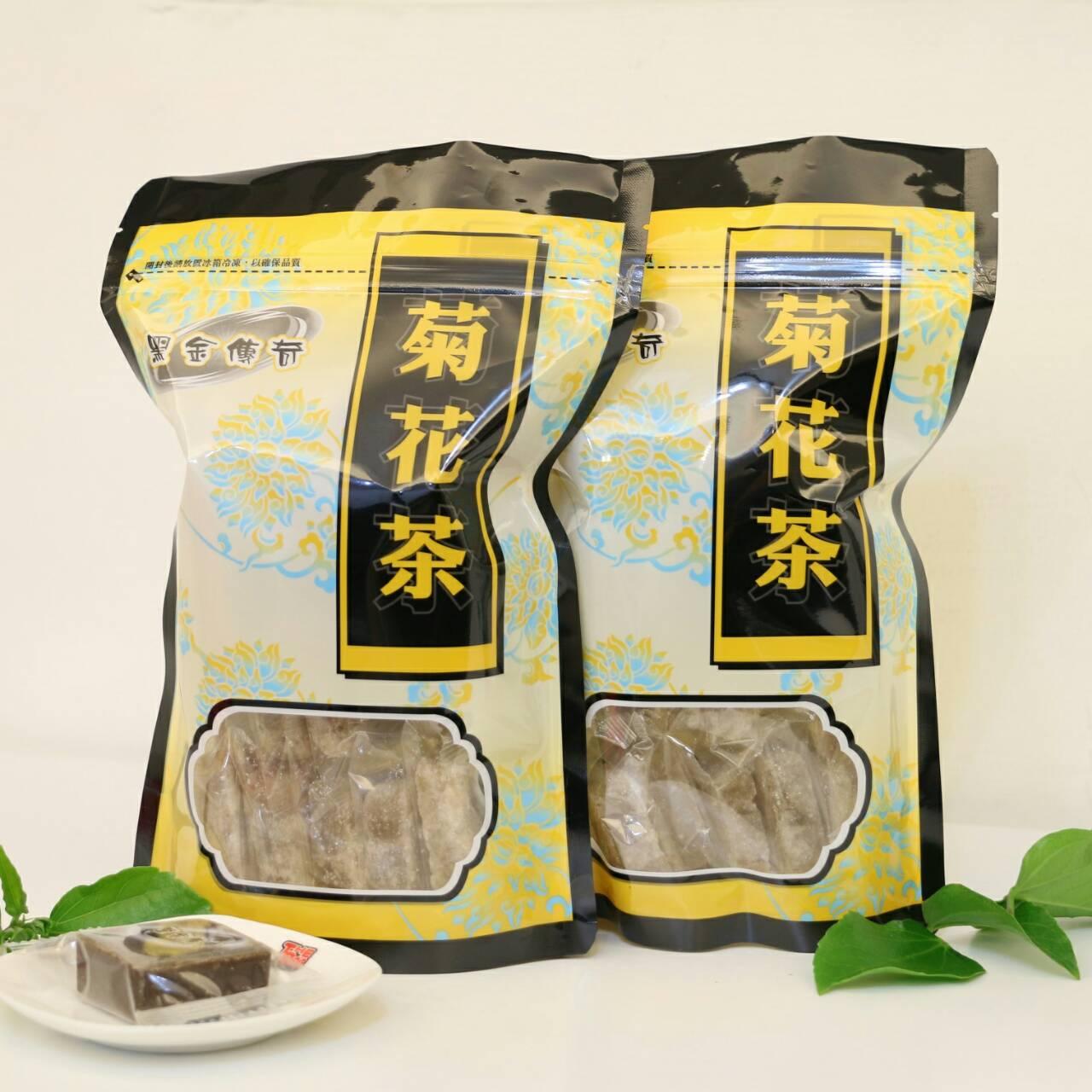 【黑金傳奇】冰糖菊花茶(大顆,455g) 0