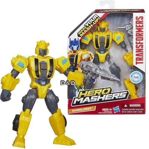 ~歡慶聖誕下殺29折~《 TRANSFORMERS 變形金剛 4 》打造英雄基本人物組 - 大黃蜂 BUMBLEBEE