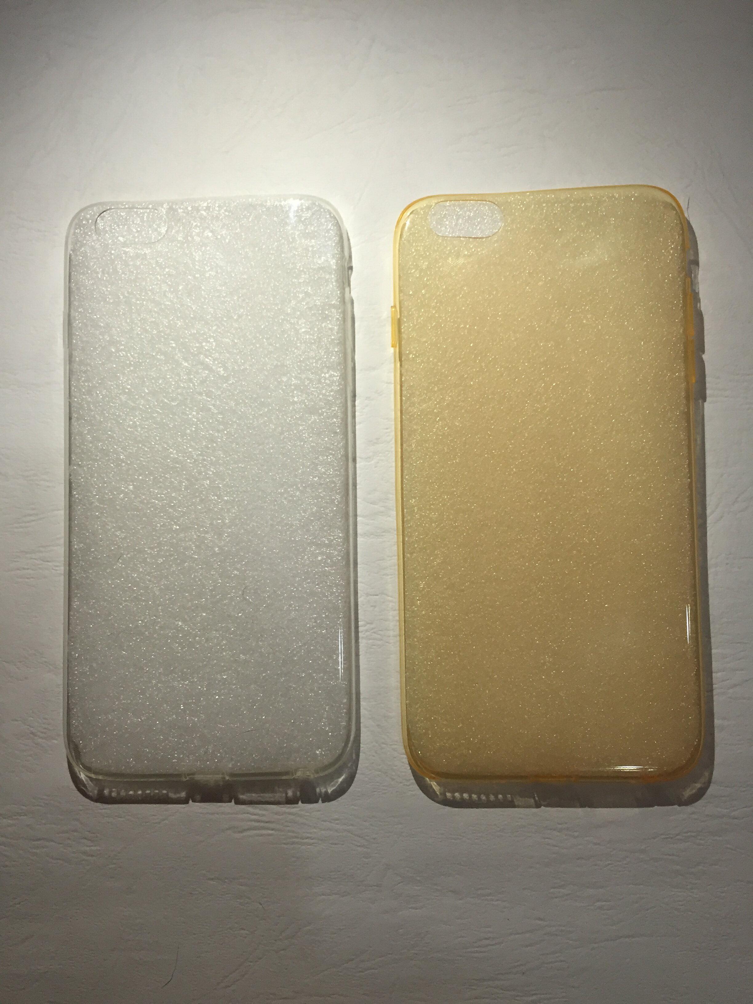 ELK蘋果IPHONE6/6S/6PLUS/6SPLUS (4.7吋/5.5吋) 還有貼心耳機&充電孔防塵設計唷~ 全透明 矽膠 果凍 柔軟 手機殼 保護套 軟殼