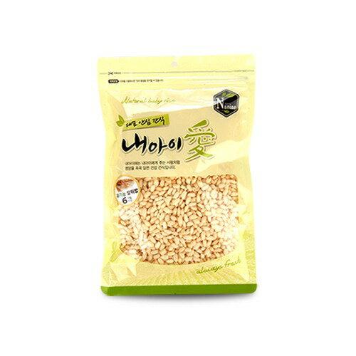 韓國【Naeiae】小粒米香60g(原味)(6個月以上適用)