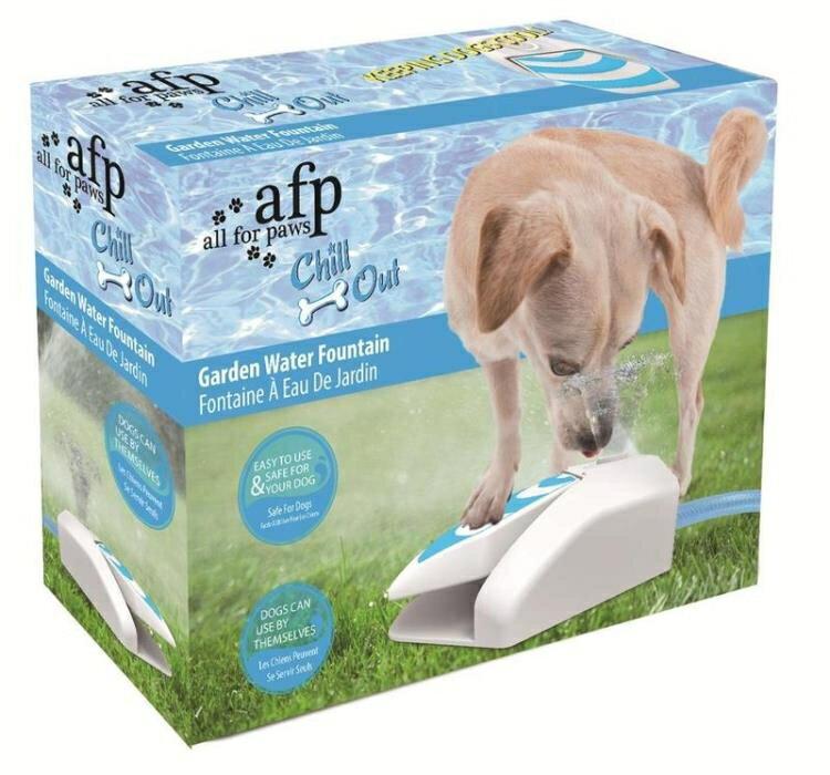 亞馬遜爆款寵物戶外飲水機踩壓式自動喂水器大容量飲水器寵物用品 韓語空間