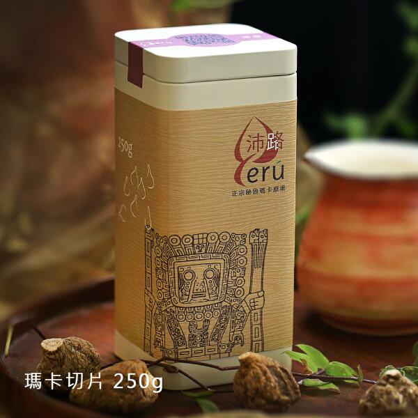 OGC株式會社:沛路正宗祕魯瑪卡原果切片250G