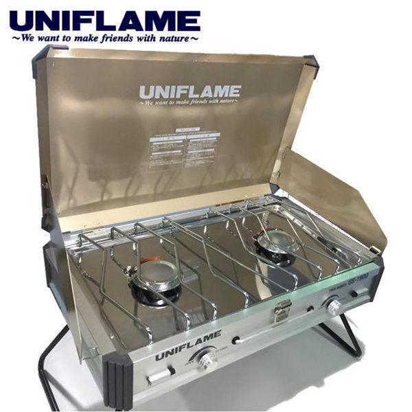├登山樂┤日本UNIFLAME戶外休閒爐US-1900-台灣限定金#U610329
