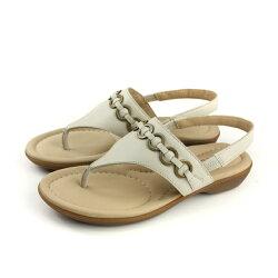 Hush Puppies 夾腳涼鞋 白色 女鞋 6182W126169 no103