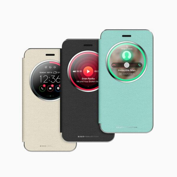 華碩ASUSZenFone3(ZE552KL)智慧型透視皮套