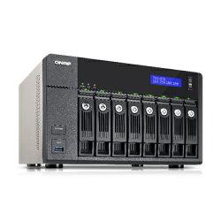QNAP 威聯通 TVS-871-i7-16G 16G B 8Bay NAS 網路儲存 系統 伺服器