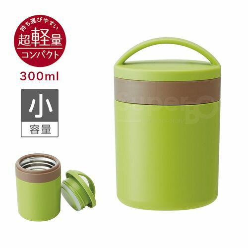 ★衛立兒生活館★Skater 幼兒副食品保溫罐(300ml)綠