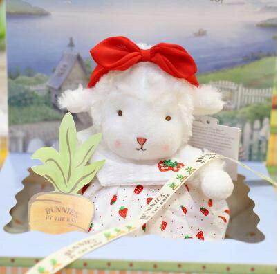 抖音玩具 美國bunnies小羊公仔毛絨玩具抖音可愛小娃娃玩偶網紅生日禮物女 7號Fashion家居館