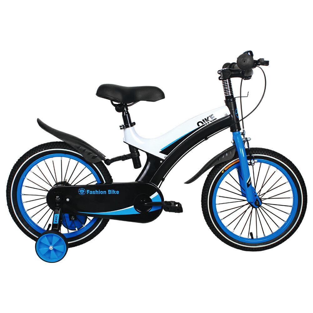 寶貝樂精選 16吋寶馬腳踏車打氣胎童車-藍(BTSX1604B) - 限時優惠好康折扣