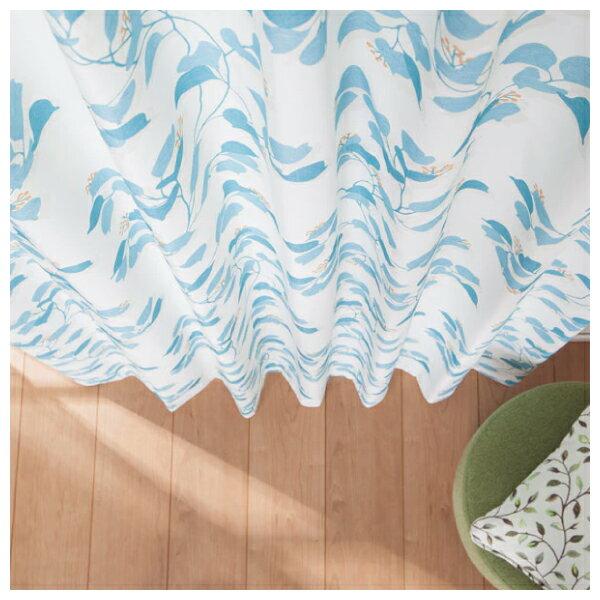 窗簾 FOGLIA TBL 100×140×1 NITORI宜得利家居 2