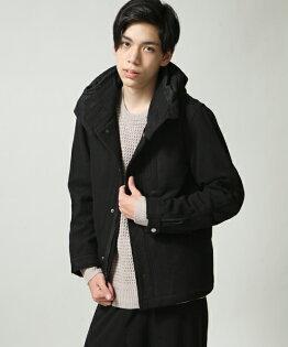 M51軍裝大衣BLACK