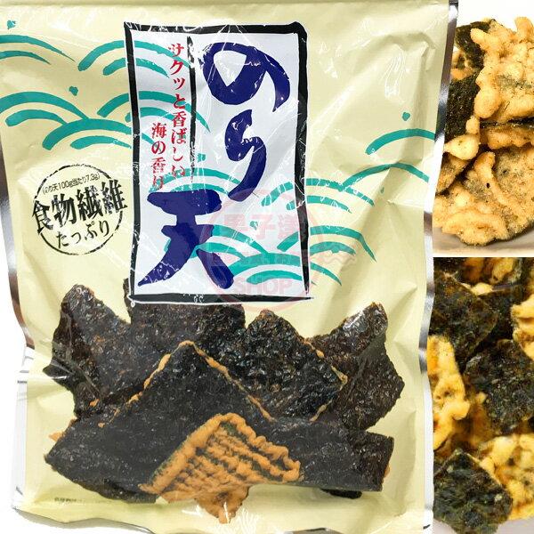 果子漾:日本井上瀨戶海苔天婦羅海苔餅乾(150g)[JP609]