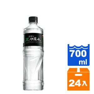 味丹 多喝水 鹼性竹炭水 700ml (24入)/箱