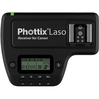 ◎相機專家◎ Phottix Laso TTL 閃燈引閃接收器 for Canon 同ST-E3-RT 群光公司貨