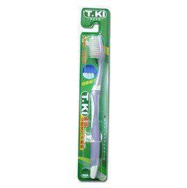 T.KI鐵齒超細軟毛護理牙刷1支◆德瑞健康家◆