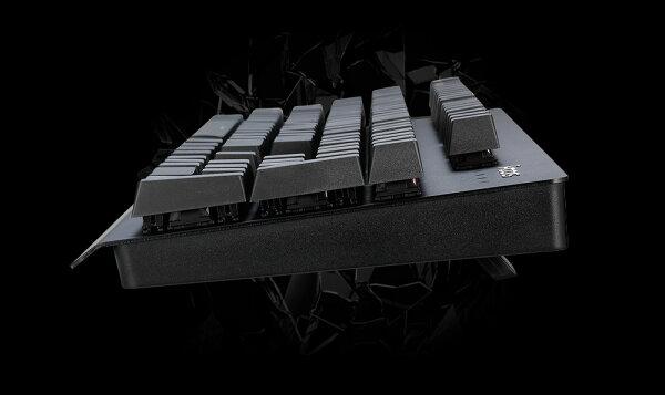 宏華資訊廣場:☆宏華資訊廣場☆I-Rocks艾芮克K65MSCHERRY銀軸白光加贈M09(滑鼠工業包)