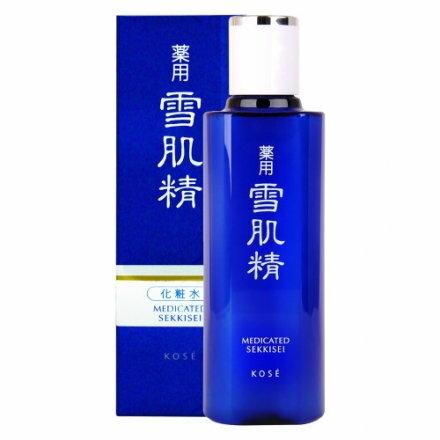 KOSE高絲 明星商品 限量版藥用雪肌精 化妝水 200ml