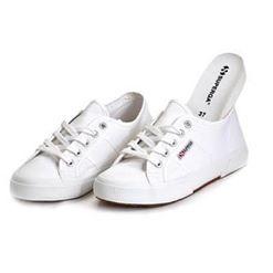 【Superga】2750plus 內增高\鬆糕鞋\義大利國民鞋