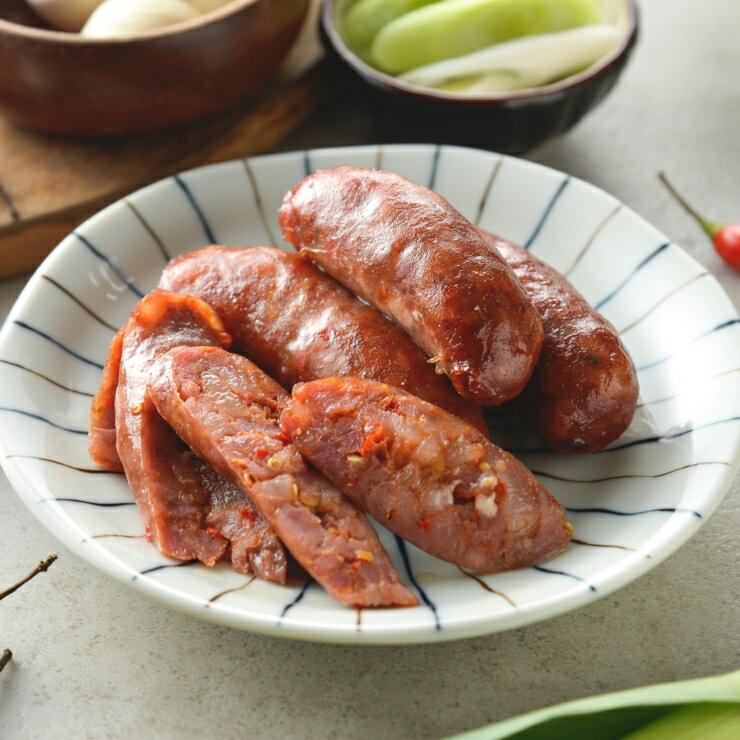 香腸 烤肉 伴手禮【上品黑豬肉】辣味 特辣  香腸  烤肉 伴手禮必備 真空一斤包裝