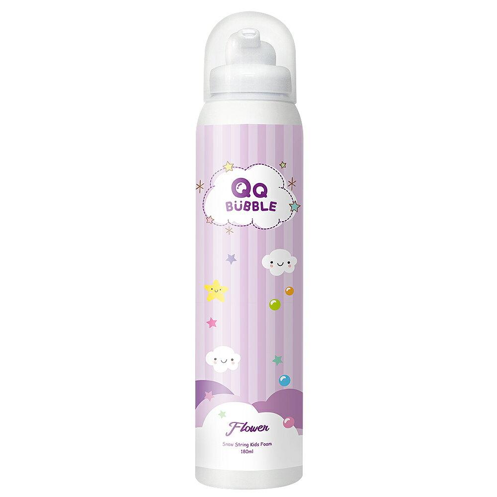 QQ Bubble 神奇好玩魔法沐浴泡泡慕斯~可以玩的泡泡慕斯-花香泡泡紫(BJS19031V)