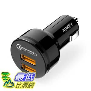 106美國直購  Aukey CC~T8 車充 車用充 Car Charger with