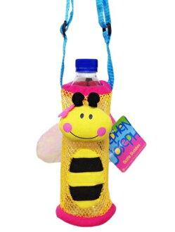 美國 Stephen Joseph 兒童造型水壺袋 蜜蜂 膳魔師吸管水壺可用 *夏日微風*