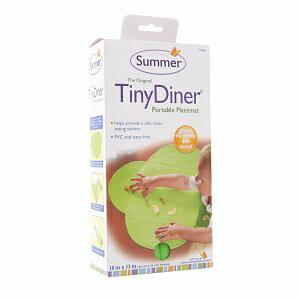 美國 Summer Infant 防水學習餐墊 綠色 *夏日微風*