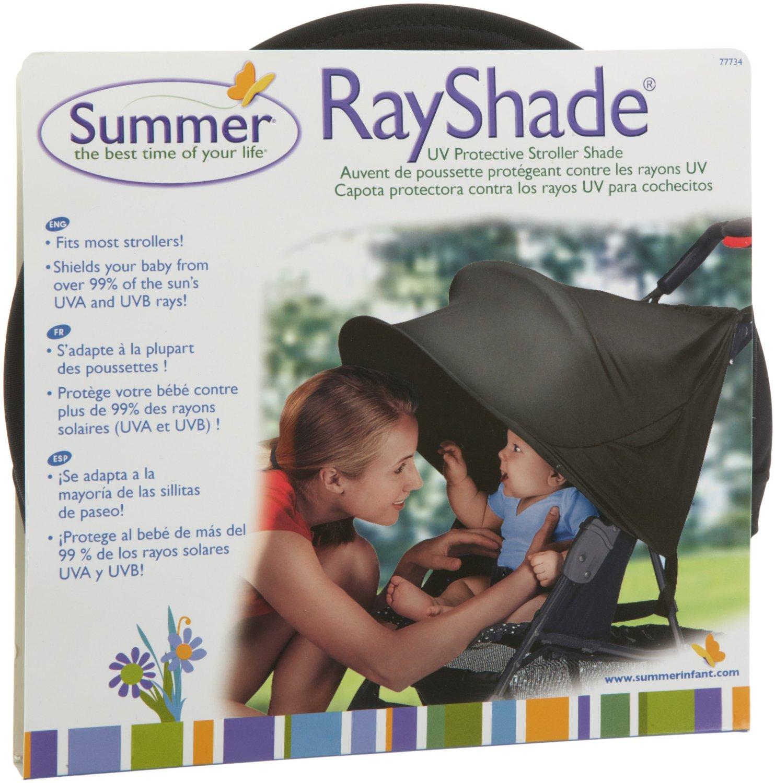 美國 Summer Infant RayShade 抗UV多功能彈性遮陽罩(手推車遮陽罩) *夏日微風*
