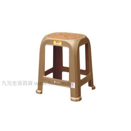 【九元生活百貨】聯府 RP-18 大唐木椅47cm 塑膠椅 RP18