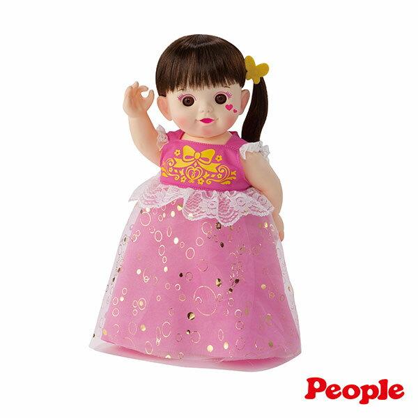 【奇買親子購物網】POPO-CHAN洋娃娃系列-化妝長髮泡澡POPO-CHAN(並非柔軟肌膚)
