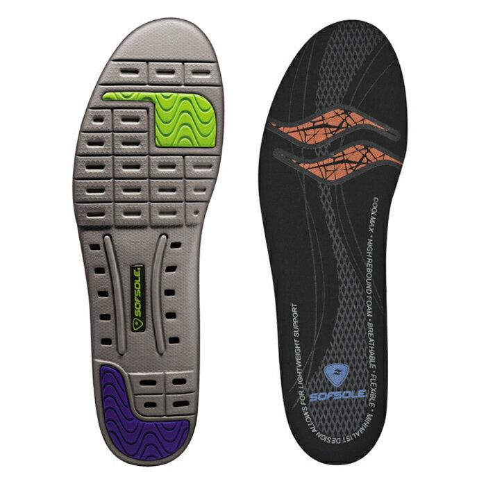 美國SOFSOLE-Thin Fit零重力鞋墊-S1342 0