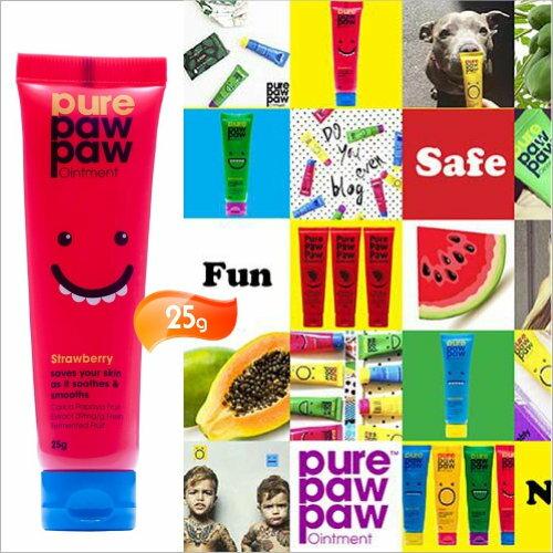 澳洲PurePawPaw神奇萬用木瓜霜-25g(草莓) [54244]