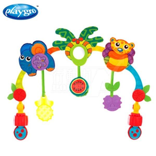 『121婦嬰用品館』playgro 熱帶風情弓型掛飾 - 限時優惠好康折扣